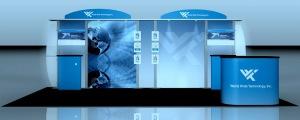 WWT 2010 10x20 Display